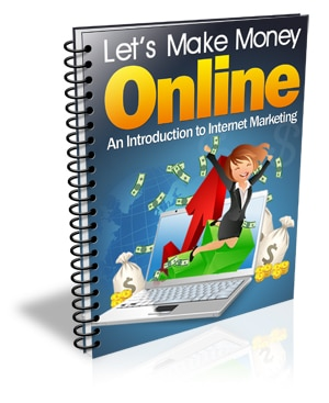 lets make money online book